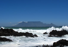 "The View from the nearby ""Skulpies Baai"""